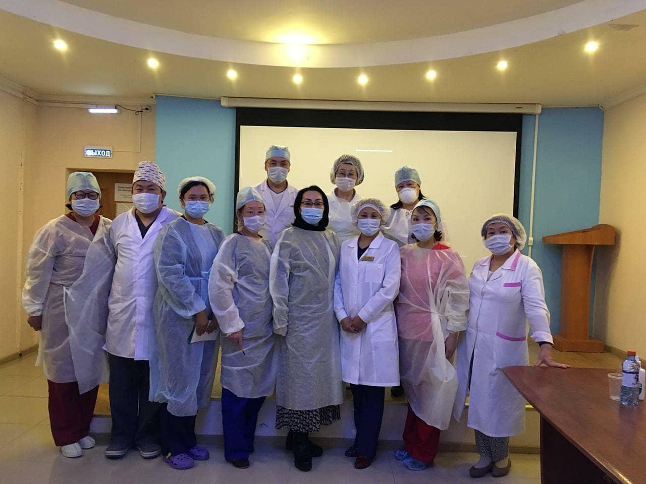В РКБ №3 состоялся семинар, посвященный ранней диагностике  рака груди