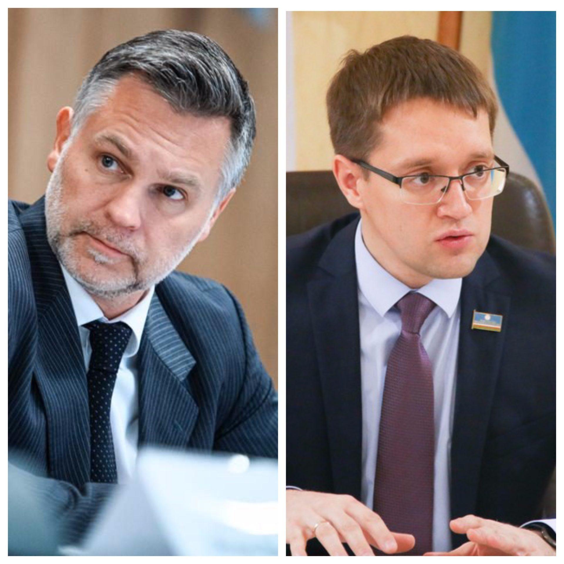 «Бычков и Терещенко лоббируют интересы частной компании»
