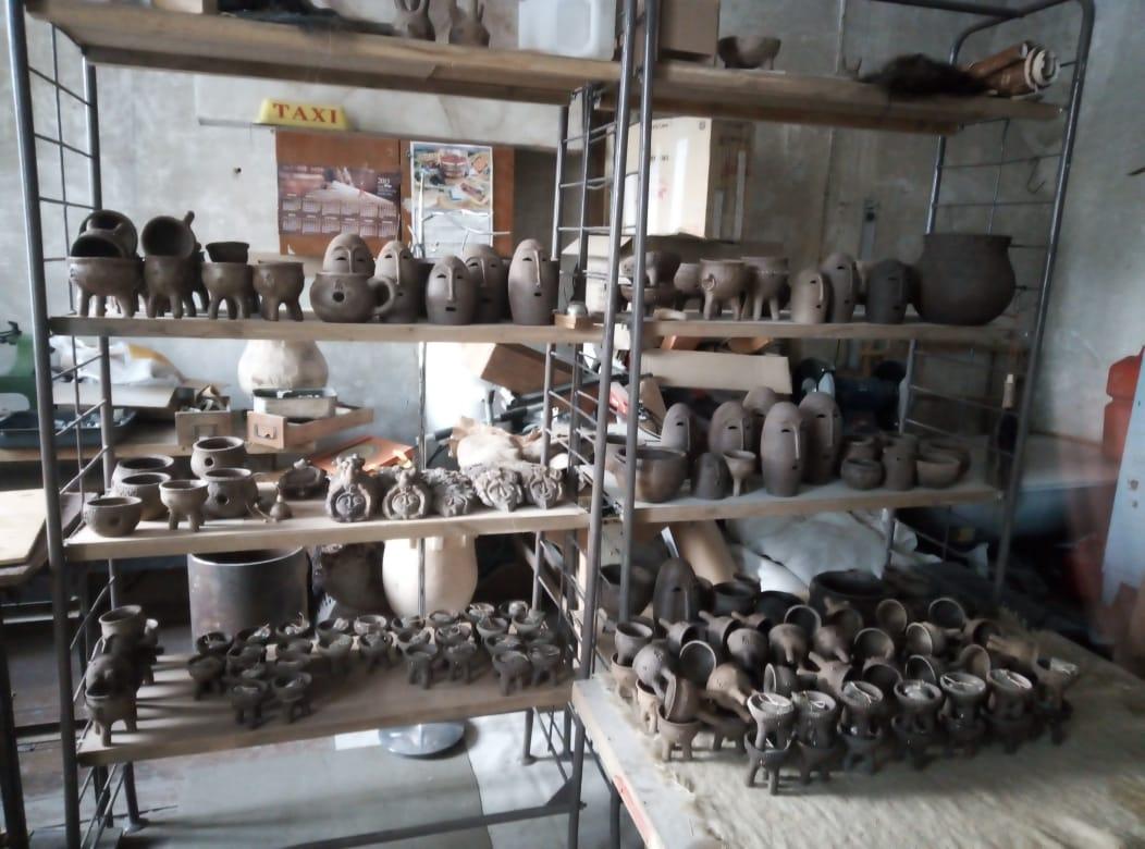 Керамическая мастерская «Туой иhит» приостанавливает деятельность из-за отсутствия помещения
