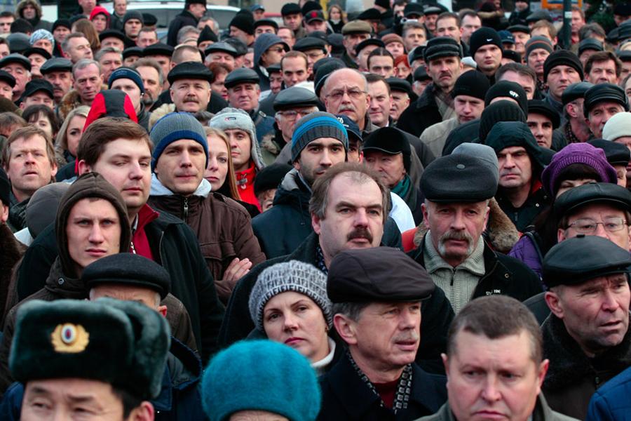 Мужчин в России становится больше