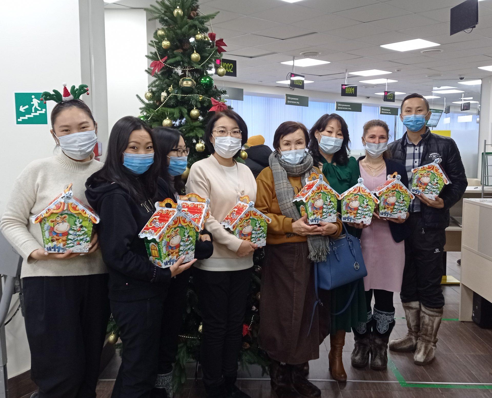 Россельхозбанк поздравит с Новым годом детей, попавших в трудную жизненную ситуацию