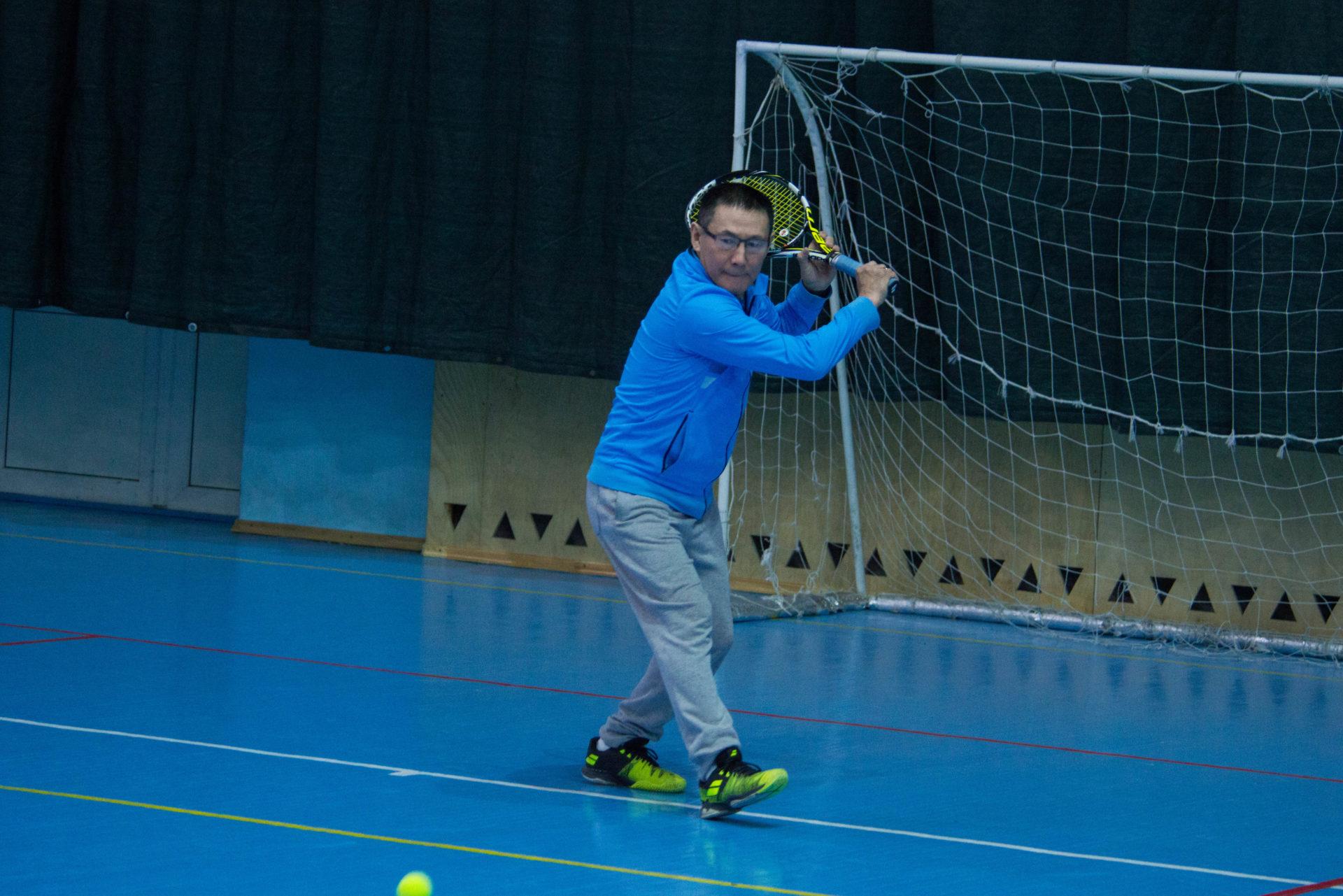 В Арктическом ГАТУ снова откроется секция по большому теннису