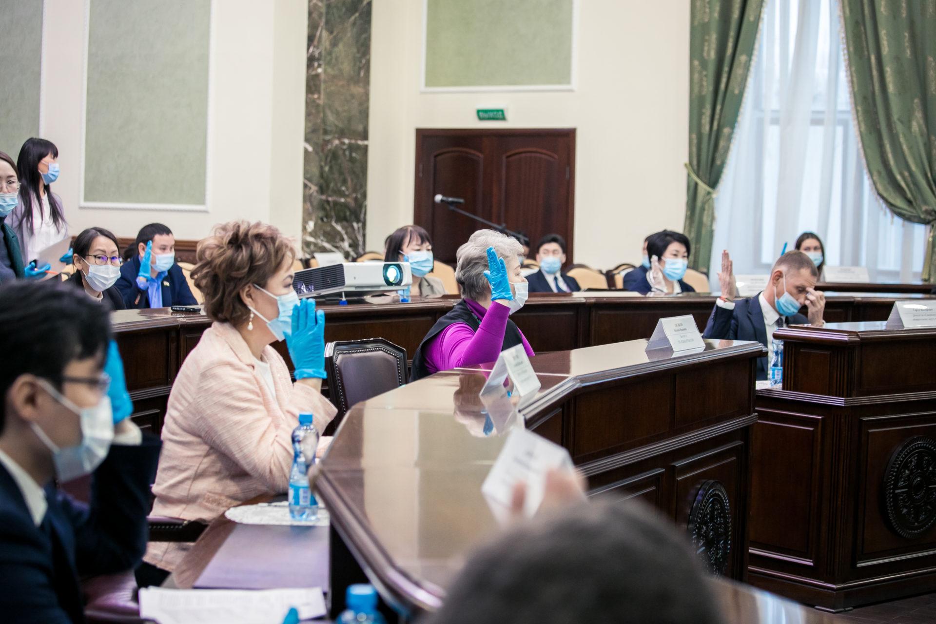 Депутаты Якутской Гордумы приняли бюджет города на 2021 год