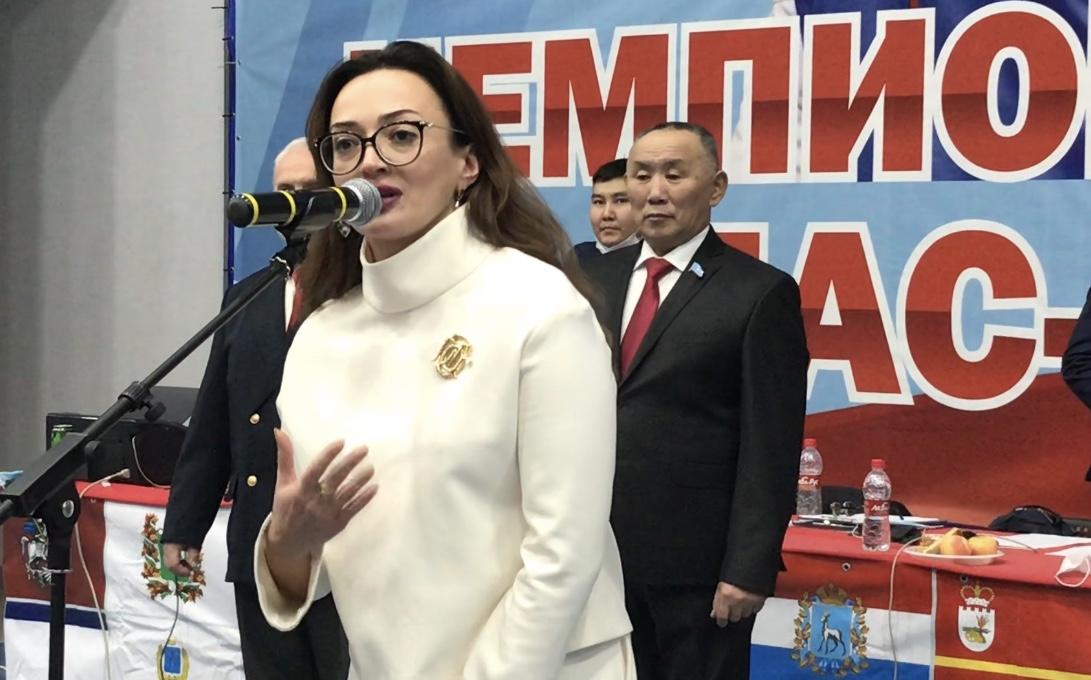 «Железные дороги Якутии» поддержали чемпионат России по мас-рестлингу