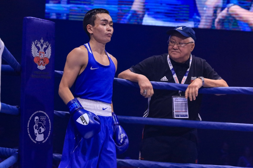 Василий Егоров: Эту победу я посвящаю моему тренеру Артуру Пахомову
