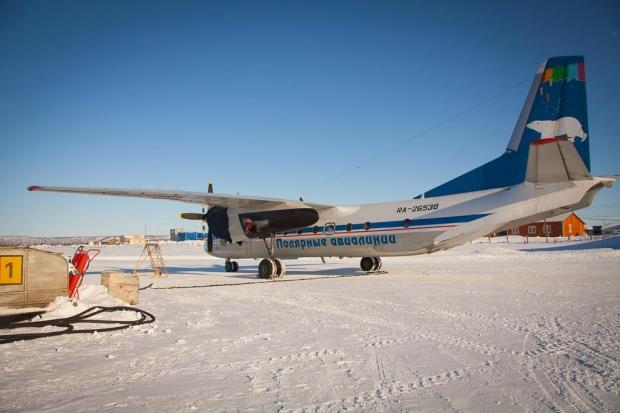 «Полярные авиалинии» обеспечат завоз продуктов питания в предновогодние дни
