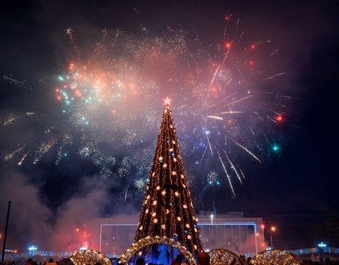 1 декабря зажжение главной республиканской елки. Как это будет?