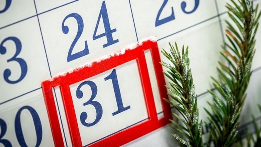Роструд напомнил, что работодатель может сделать 31 декабря выходным