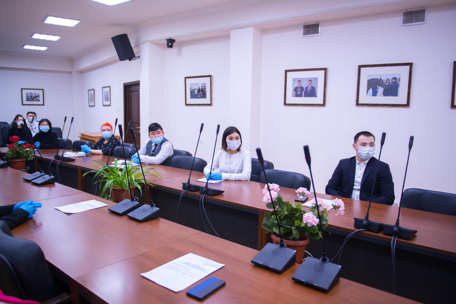 В Арктическом ГАТУ впервые создан студенческий совет университета