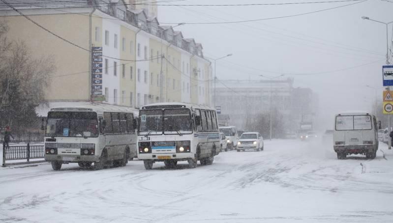 В Якутске утверждена новая стоимость проезда в общественном транспорте