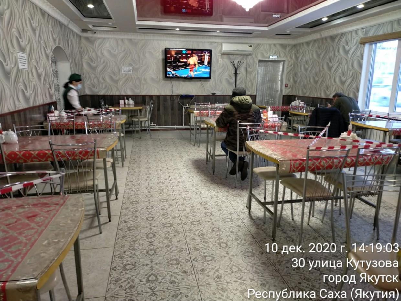 В Якутске проверили шашлычные на предмет соблюдения санитарных требований