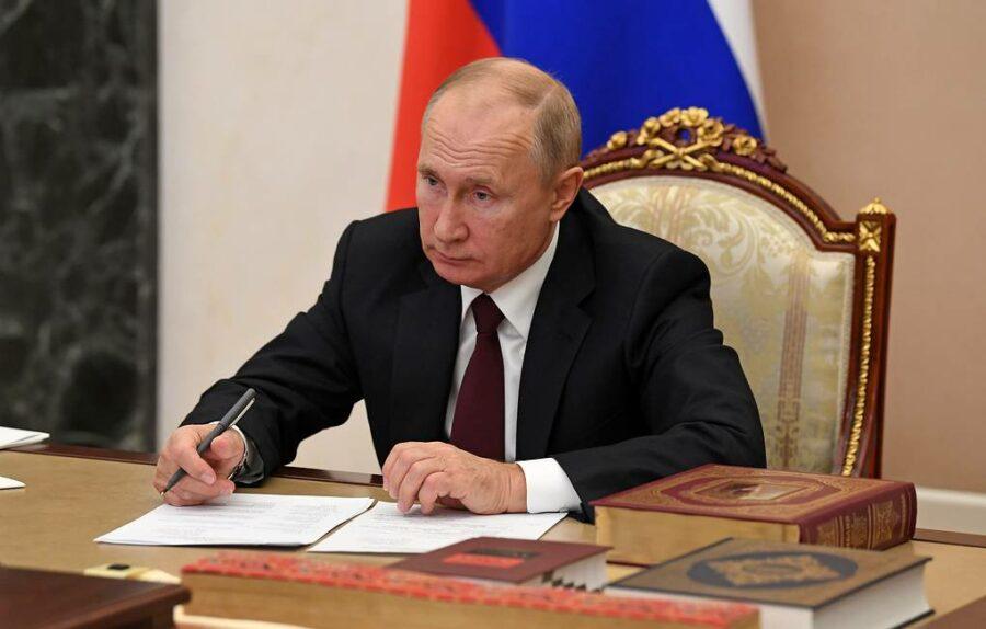 Россияне смогут отправлять вопросы для пресс-конференции Владимира Путина с сегодняшнего дня