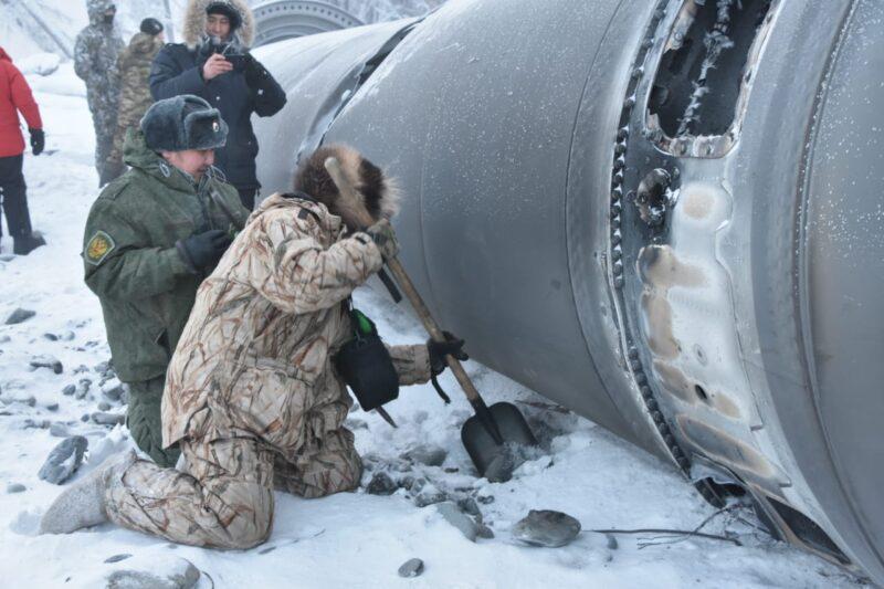 В районах падения ракеты-носителя продолжается мониторинг окружающей среды