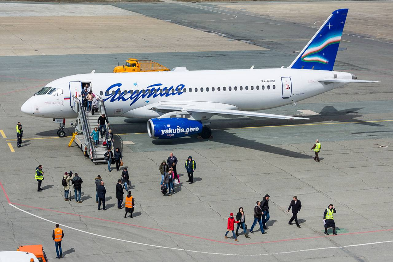 АК «Якутия» продает билеты на несуществующие рейсы