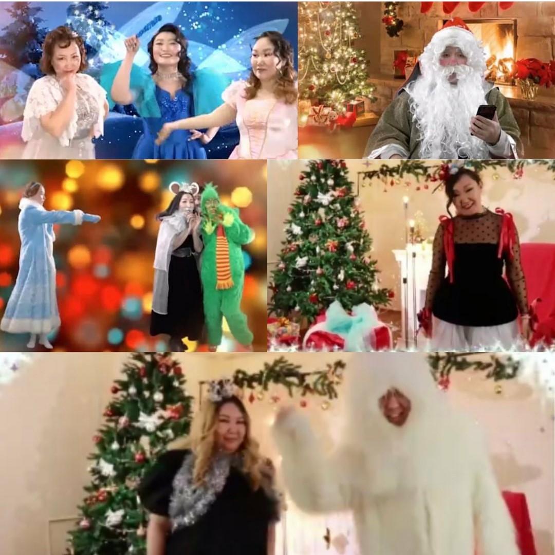 Новогодние каникулы Детского (подросткового) Центра Якутска