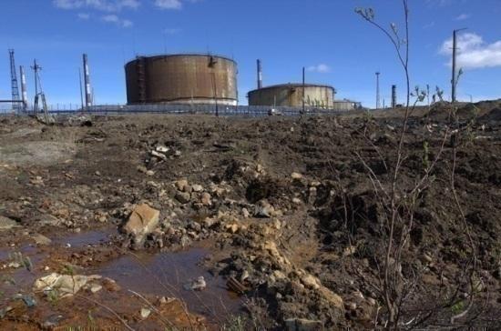 В Госдуму внесен законопроект о ликвидации вреда экологии на предприятиях