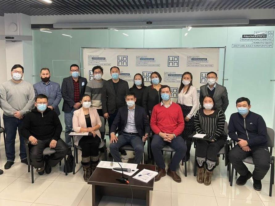 Министр образования и науки встретился с молодыми учеными республики