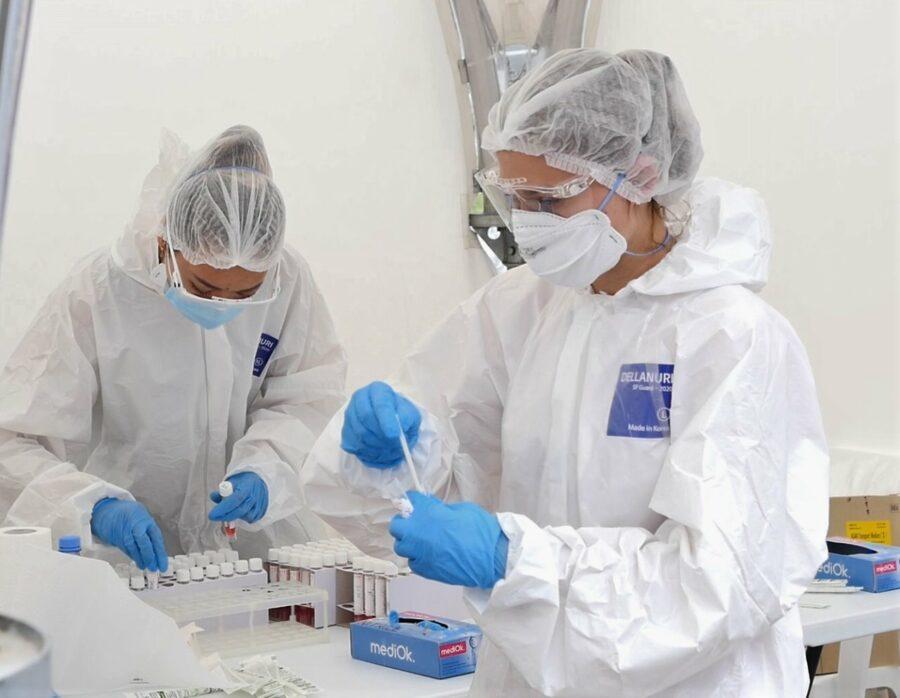 На 17 января за сутки в Якутии выявлено 166 новых случаев коронавируса