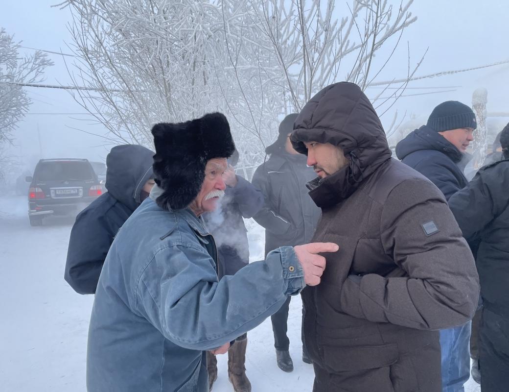 Евгений Григорьев проверил жалобы горожан на работу управляющих компаний