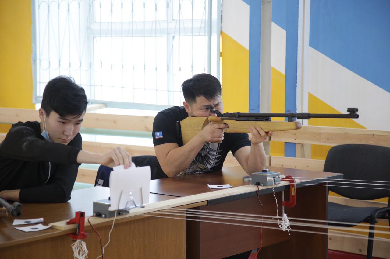 «Игры Манчаары»: сборная г. Якутска проходит тестирование