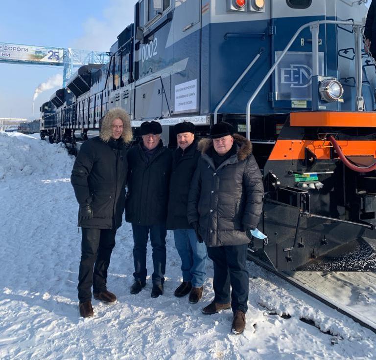 «Железные дороги Якутии» обеспечат гарантированную перевозку грузов  «Якутцемента»