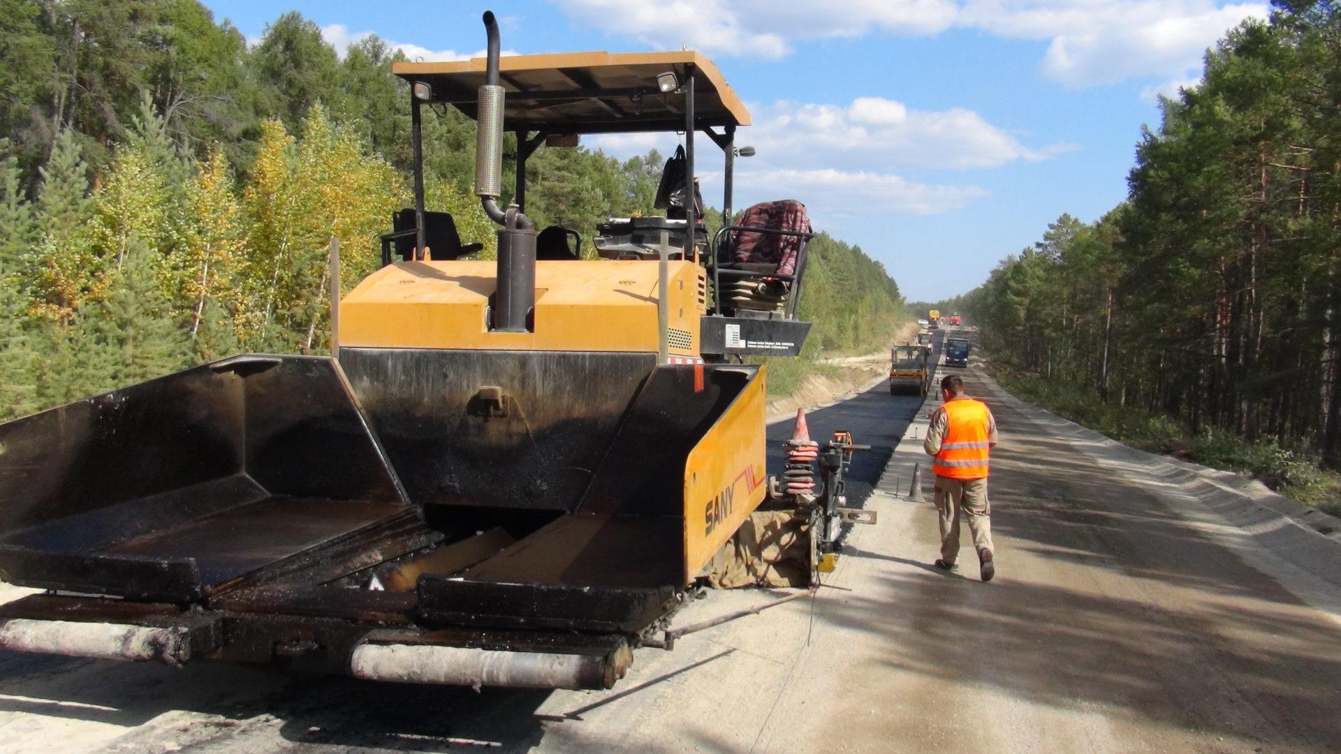 В этом году дорожные работы в Якутии охватят 210 км региональных автодорог