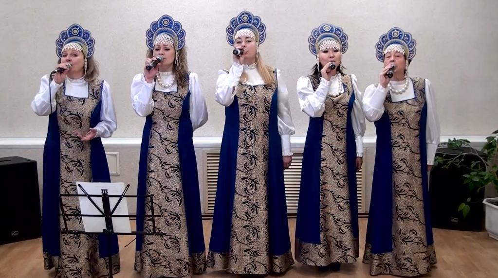 Вокальный ансамбль  «Железные дороги Якутии»  стал лауреатом Всероссийского открытого (online) конкурса.