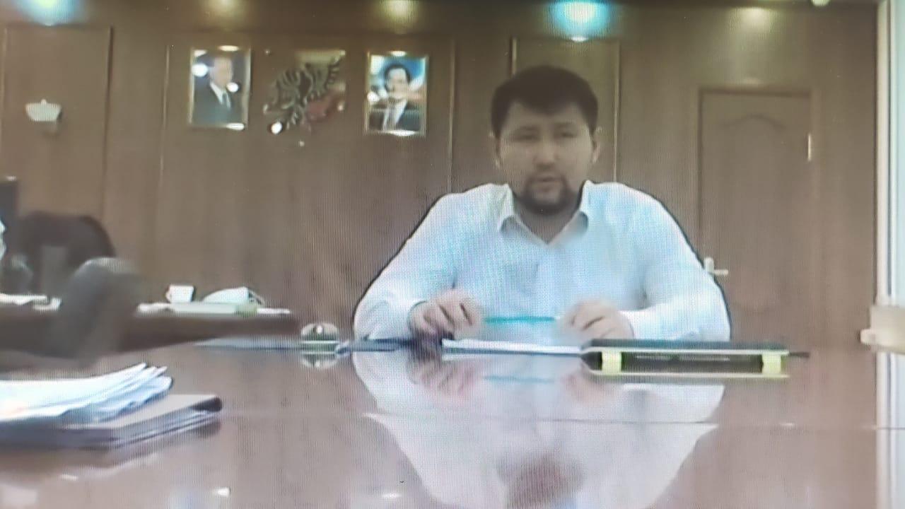 Евгений Григорьев провел заседание организационного комитета по проведению трехлетия благоустройства