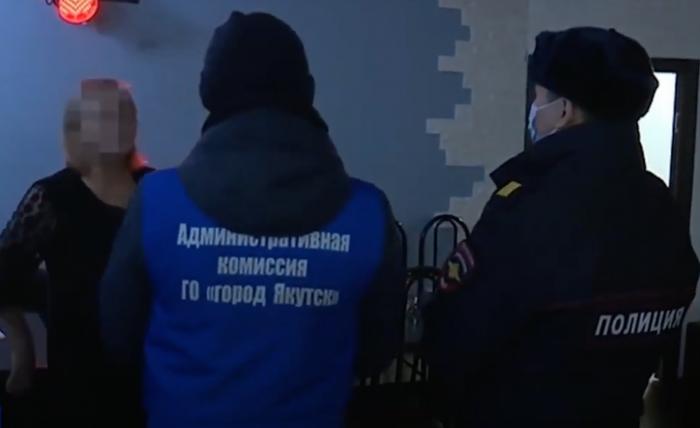 Итоги мониторинга объектов в Якутске на соблюдение санитарных правил от 17 января