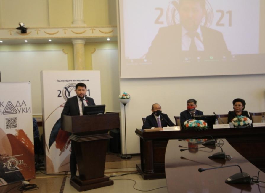 В День науки ученым вручили награды за вклад в социально-экономическое развитие Якутска