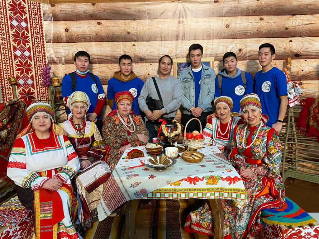 Команда АГАТУ заняла 1 место в этноквесте