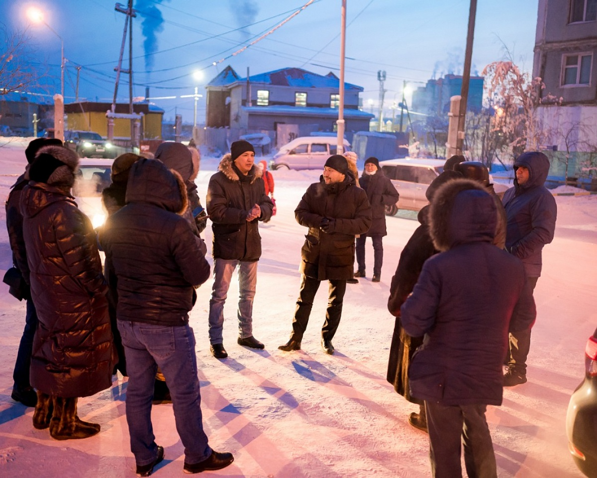 Евгений Григорьев: «В южной части Якутска произойдут прорывные изменения»