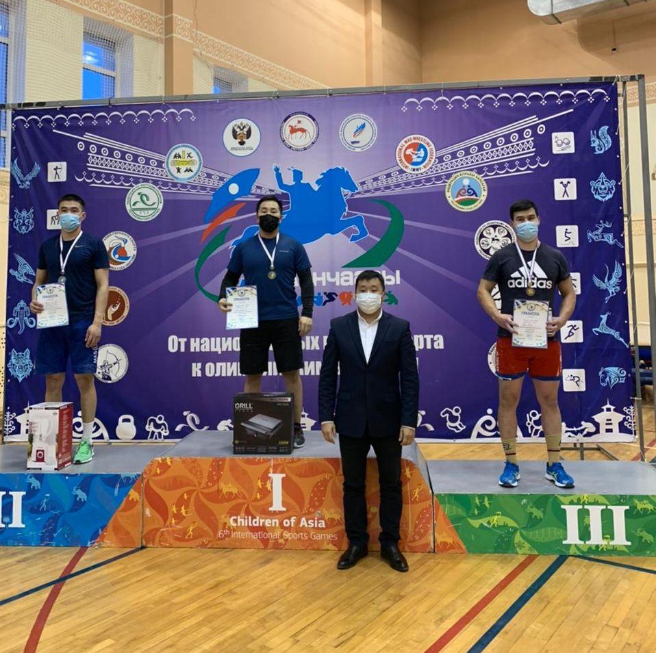 Студенты АГАТУ – призеры чемпионата Якутска по мас-рестлингу