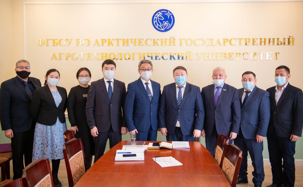 АГАТУ продолжает сотрудничество с Усть-Алданским улусом