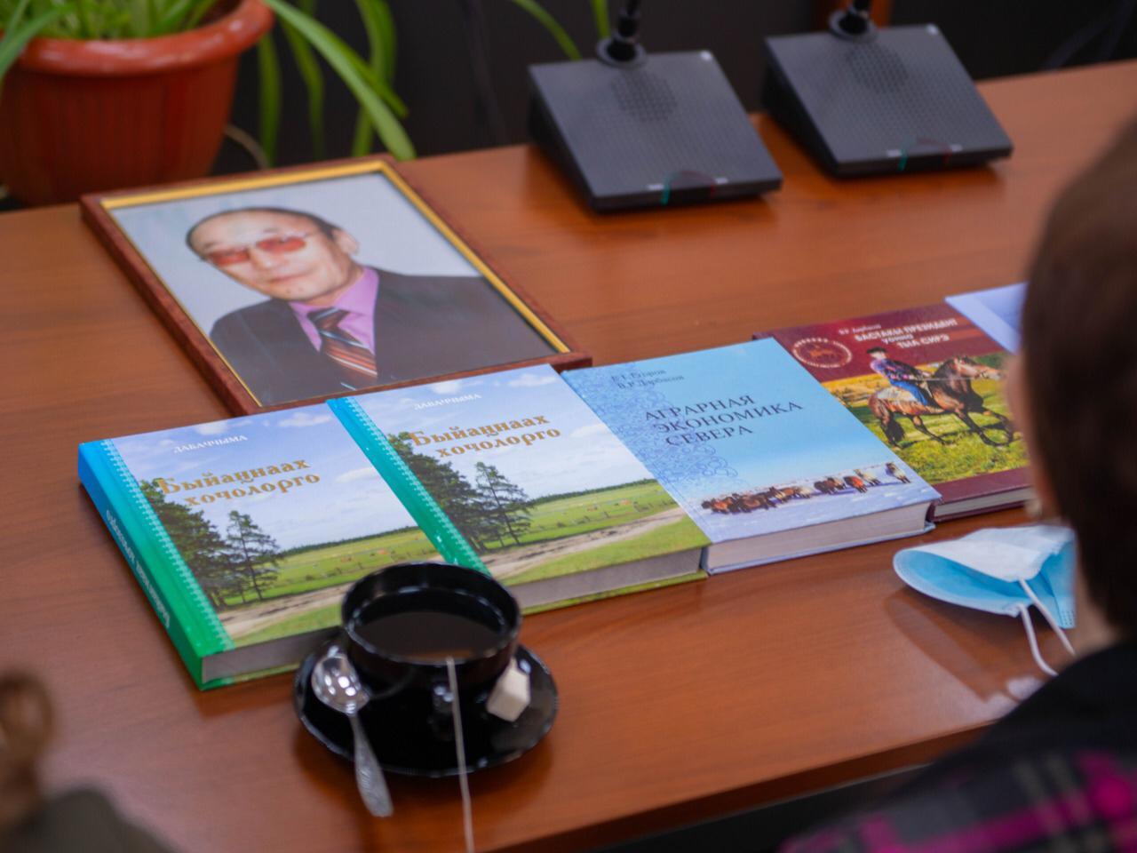 Экономическому факультету АГАТУ присвоено имя первого декана Василия Дарбасова