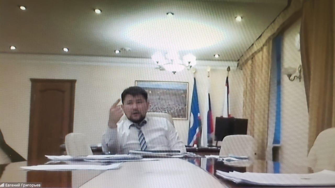 Евгений Григорьев провел совещание по интеграции Якутска с цифровой платформой велогород.online