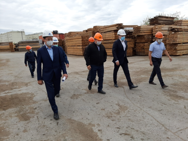 Компания «АЛМАС» будет строить деревянные дома по MHM-технологии