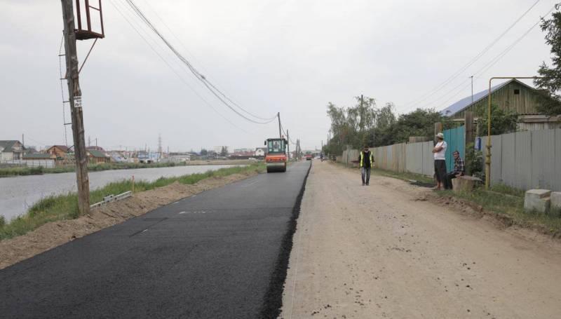 Ремонт улицы Новая в Пригородном планируют завершить раньше срока