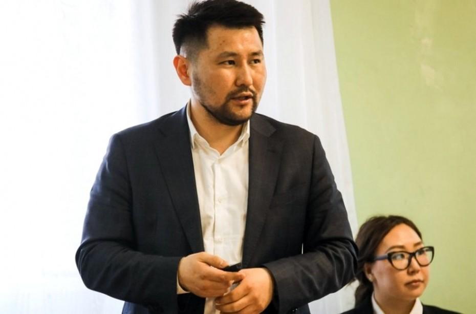 Евгений Григорьев встретился с жителями Тулагино-Кильдямского наслега