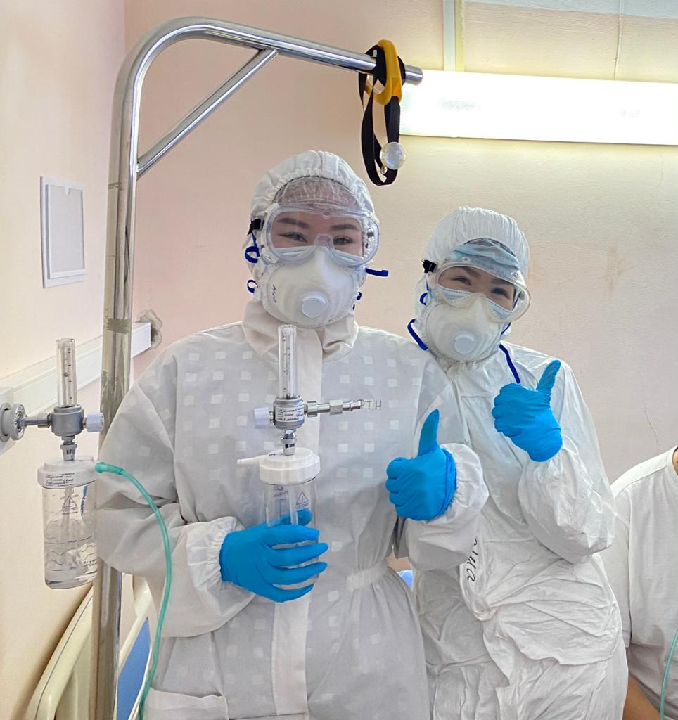 В Герцентре РКБ №3 введена в строй новая кислородная станция