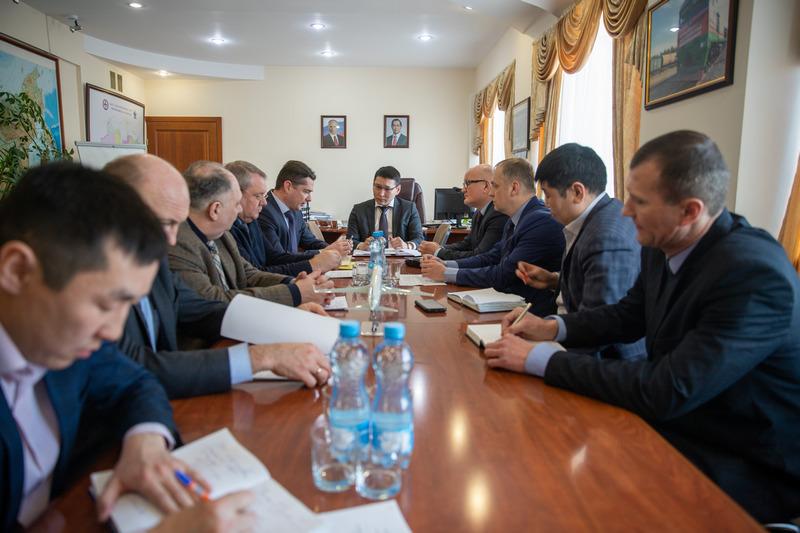 Делегация ОАО «РЖД» с рабочим визитом посетила Якутию