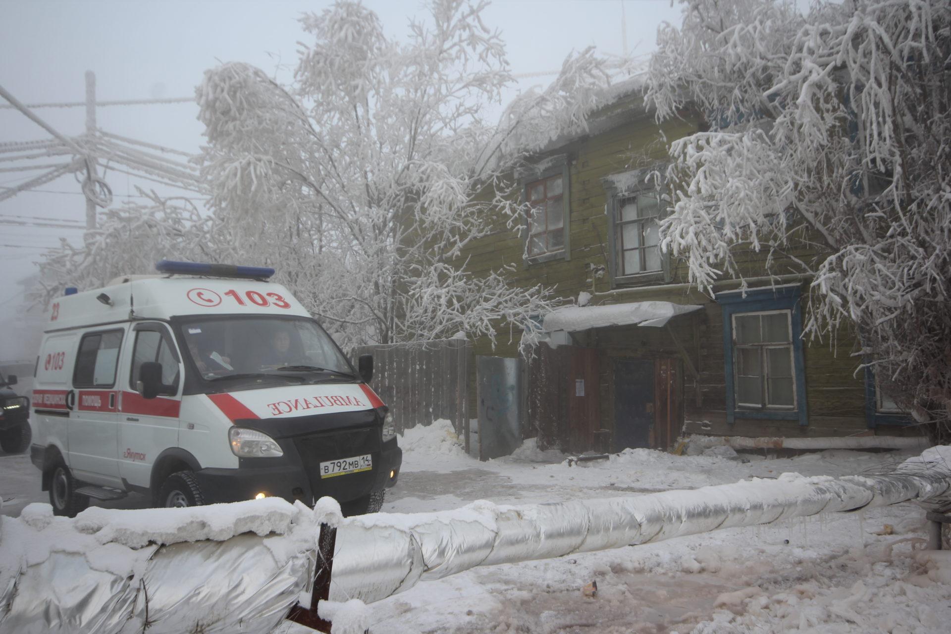 Власти Якутска помогут пострадавшим при пожаре на ул. Шевченк