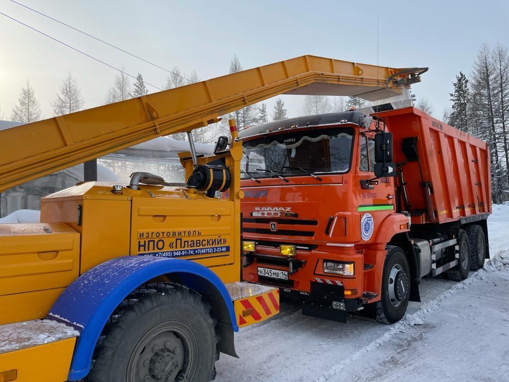 Ассоциация строителей АЯМ: Работа по зимнему содержанию дорог продолжается.