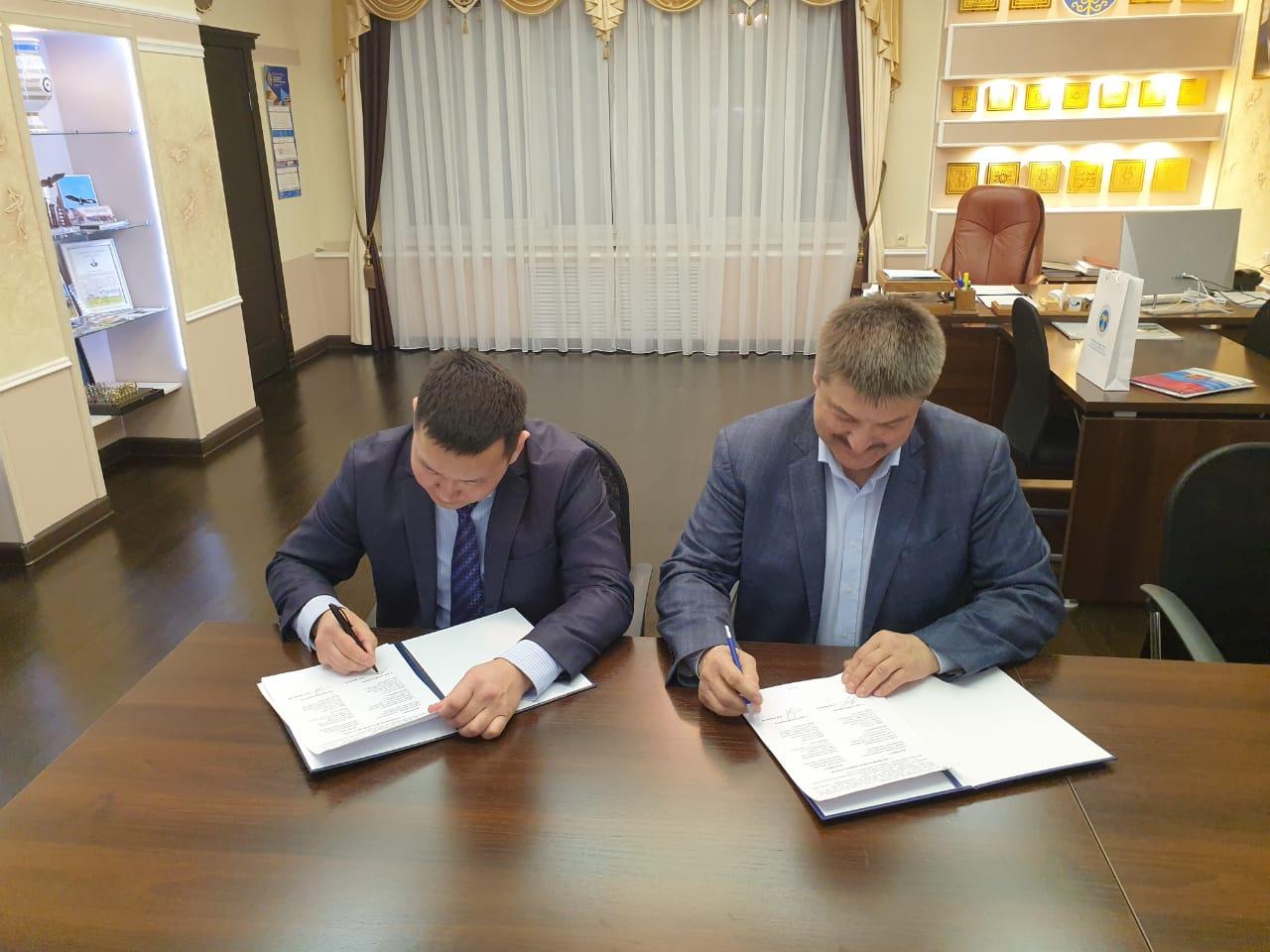 АО «АК «ЖДЯ» и Хангаласский улус подписали соглашение о социальном партнерстве