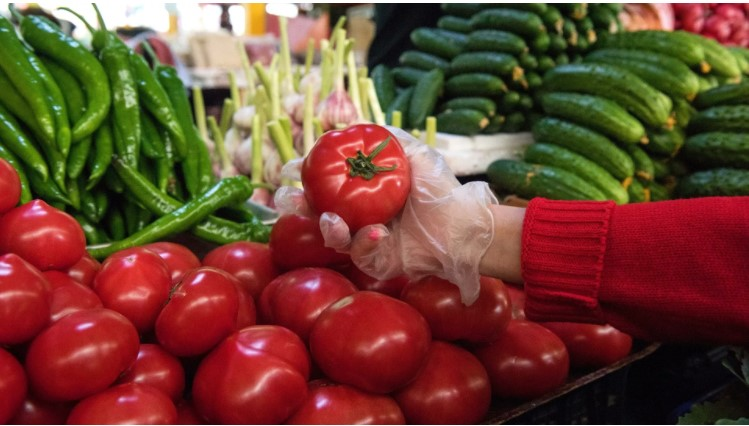 Росстат рассказал о росте цен на овощи