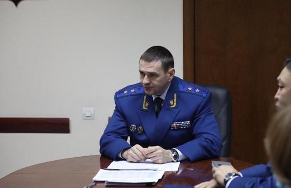 Заместитель генпрокурора РФ оценил реализацию нацпроектов в Якутии