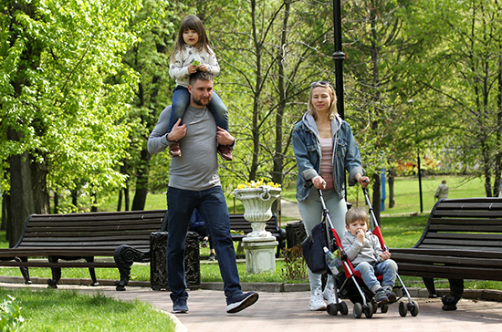 Минтруд хочет усилить адресную поддержку семей с детьми