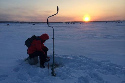 Памятка рыбакам о безопасном поведении на льду