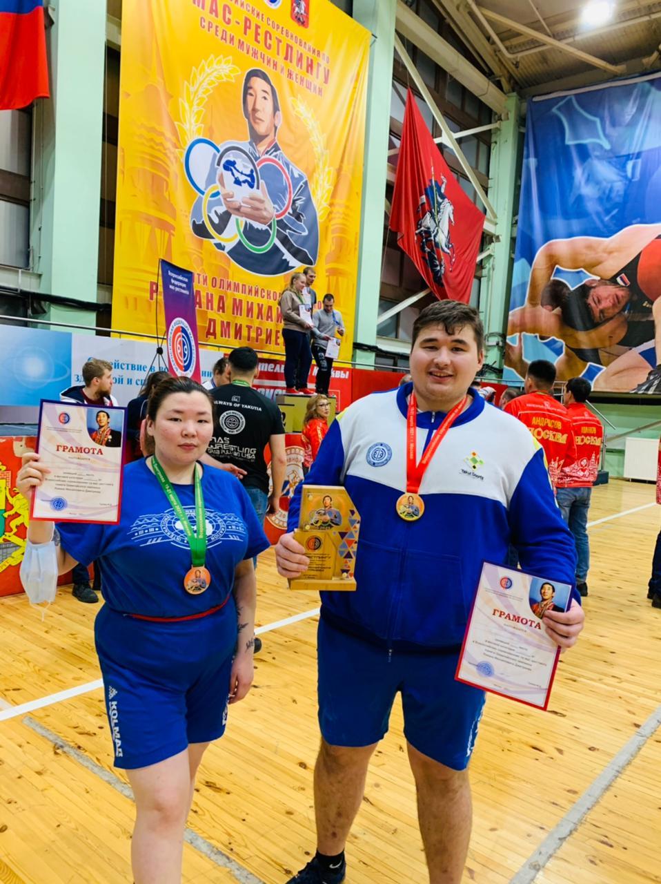 Студенты АГАТУ стали победителями Всероссийских соревнований памяти Олимпийского чемпиона Романа Дмитриева