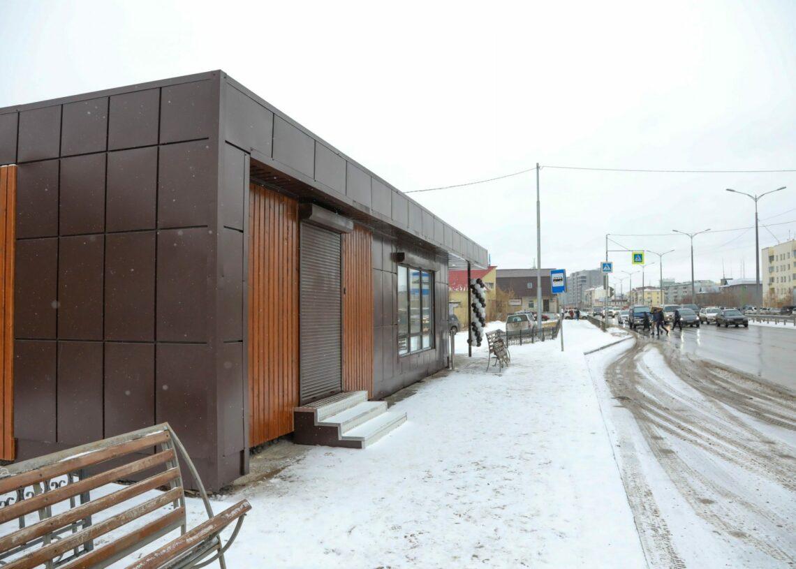 Количество теплых остановок в Якутске увеличится до 100